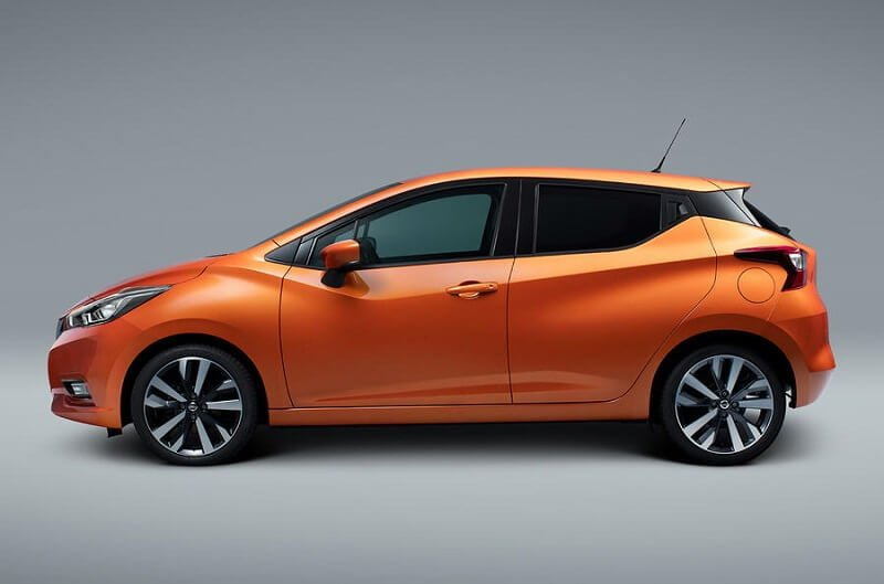 New-Nissan-Micra-2017-side-1